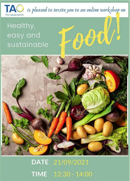 PLANT-RICH FOOD: A SOLUTION FOR OUR PLANET AND A MORE BALANCED DIET?